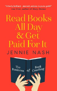 Cover Read Books All Day and Get Paid For It