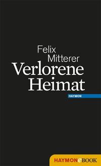 Cover Verlorene Heimat