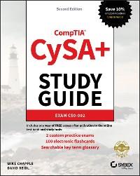 Cover CompTIA CySA+ Study Guide Exam CS0-002