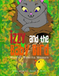 Cover Izzy And the Baby Bird