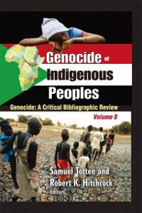 Cover Genocide of Indigenous Peoples