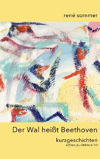 Cover Der Wal heisst Beethoven