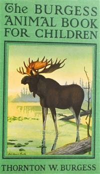 Cover The Burgess Animal Book for Children