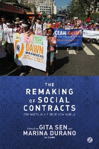 Cover The Remaking of Social Contracts