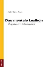 Cover Das mentale Lexikon