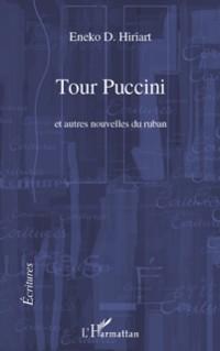 Cover Tour puccini - et autres nouvelles du ruban