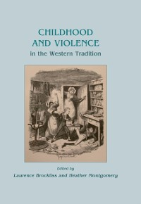 Cover Childhood and Violence in the Western Tradition