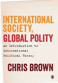 Cover International Society, Global Polity