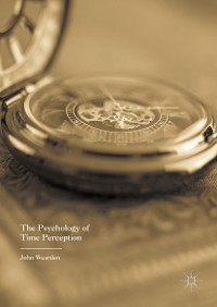 Cover The Psychology of Time Perception