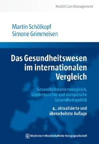Cover Das Gesundheitswesen im internationalen Vergleich