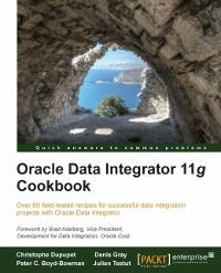Cover Oracle Data Integrator 11g Cookbook
