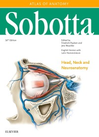 Cover Sobotta Atlas of Anatomy, Vol. 3, 16th ed., English/Latin