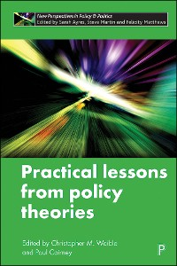 Cover Practical Lessons from Policy Theories