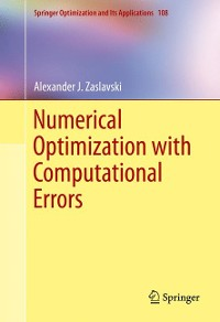 Cover Numerical Optimization with Computational Errors