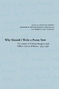Cover Why Should I Write a Poem Now