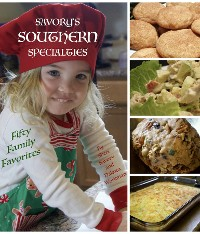 Cover Savory's Southern Specialties