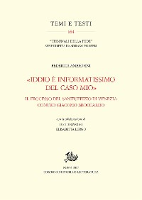 Cover «Iddio è informatissimo del caso mio»