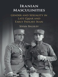 Cover Iranian Masculinities