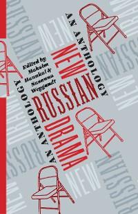 Cover New Russian Drama