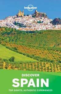 Cover Lonely Planet Discover Spain 6