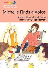 Cover Michelle Finds a Voice
