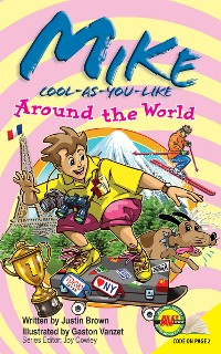 Cover Mike Cool-as-You-Like: Around the World
