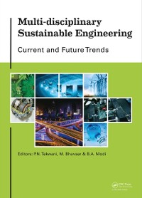 Cover Multi-disciplinary Sustainable Engineering: Current and Future Trends