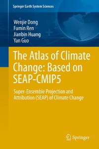 Cover The Atlas of Climate Change: Based on SEAP-CMIP5