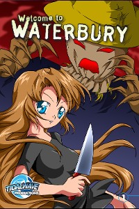 Cover Welcome to Waterbury #1