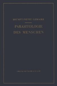 Cover Praktischer Leitfaden der Parasitologie des Menschen