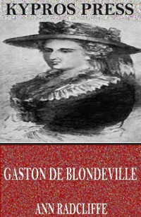 Cover Gaston De Blondeville