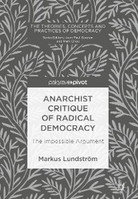 Cover Anarchist Critique of Radical Democracy