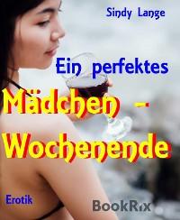 Cover Das perfekte Mädelswochenende