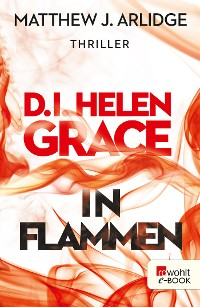 Cover D.I. Helen Grace: In Flammen