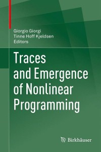 Cover Traces and Emergence of Nonlinear Programming