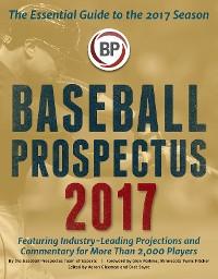 Cover Baseball Prospectus 2017