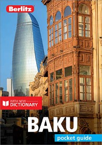 Cover Berlitz Pocket Guide Baku (Travel Guide eBook)