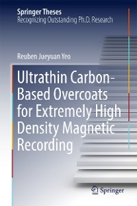 Cover Ultrathin Carbon-Based Overcoats for Extremely High Density Magnetic Recording