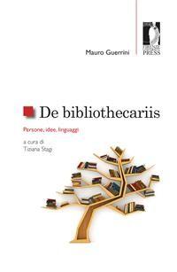 Cover De bibliothecariis