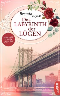 Cover Labyrinth der Lügen - Francesca Cahills erster Fall