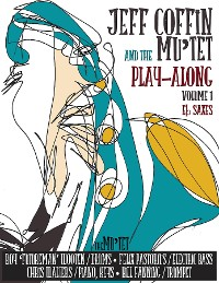 Cover JEFF COFFIN & THE MU'TET PLAY ALONG (Eb Saxes)