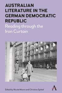 Cover Australian Literature in the German Democratic Republic