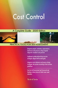 Cover Cost Control A Complete Guide - 2020 Edition