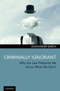 Cover Criminally Ignorant