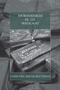Cover Microhistories of the Holocaust