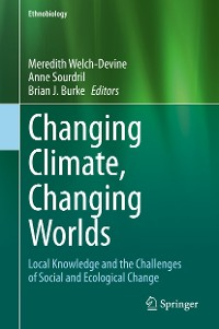 Cover Changing Climate, Changing Worlds