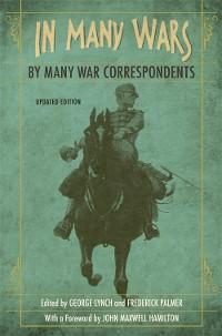 Cover In Many Wars, by Many War Correspondents