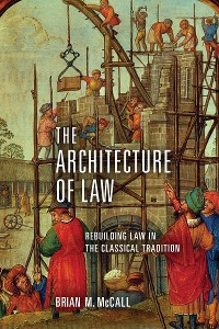 Cover The Architecture of Law