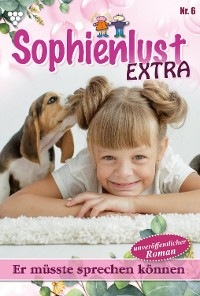 Cover Sophienlust Extra 6 – Familienroman