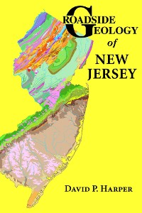 Cover Roadside Geology of New Jersey